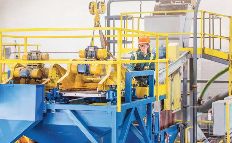Helping potash mills and refineries lower operational costs