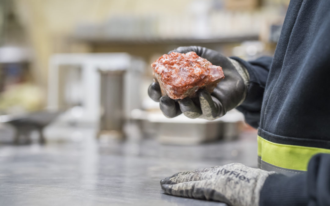 Leading the next generation of potash mining