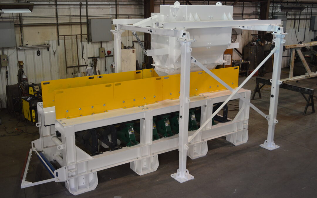 Leveraging dust containment systems for conveyors used in potash mining