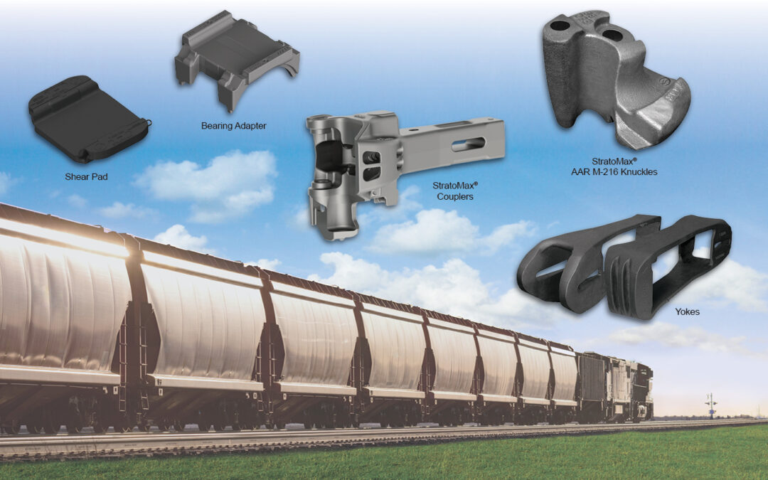 Standards for today's railroad operating environment: STRATO Inc.